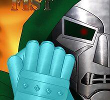 Iron Fist by Artsworth