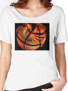 Mars Clementine Women's Relaxed Fit T-Shirt