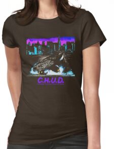 chud Womens Fitted T-Shirt