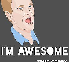 Barney - I'm Awesome. by yeahokaybut