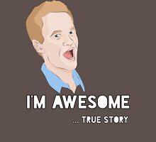 Barney - I'm Awesome. Unisex T-Shirt