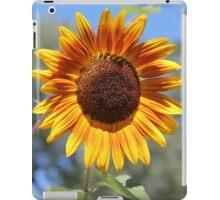 My Neighbor's Sunflower 2 iPad Case/Skin