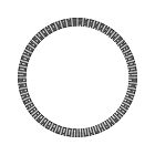 I Ching Hexagrams Circle by Rupert Russell