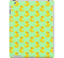 Rubber Ducky's iPad Case/Skin
