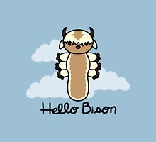 Hello Bison Unisex T-Shirt