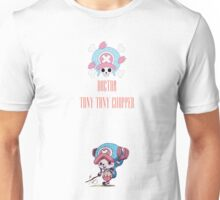 DOCTOR TONY TONY CHOPPER ONE PIECE Unisex T-Shirt