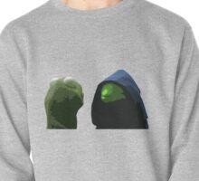 Evil Kermit & Kermit Pullover