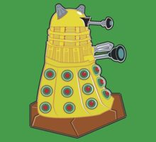 Green Olive Pizza Dalek Kids Clothes