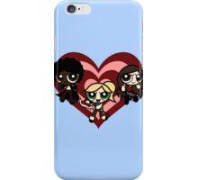 PowerPuff Slayers iPhone Case/Skin