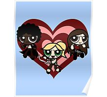 PowerPuff Slayers Poster