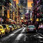 Chinatown Afternoon by Chris Lord