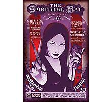 Poster for The Spiritual Bat | Salem Sin Photographic Print