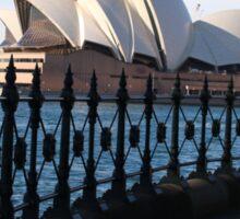 The Sydney Opera House Sticker