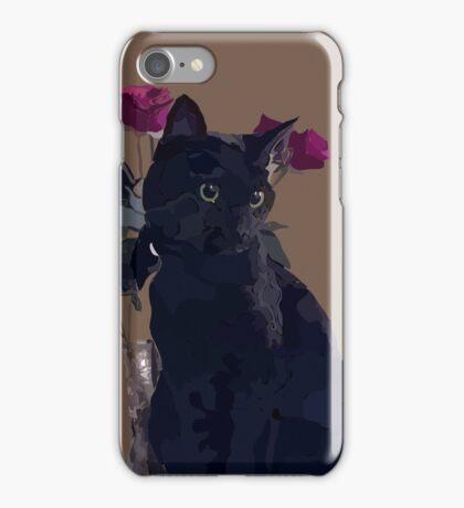 Chat Noir iPhone Case/Skin