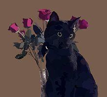 Chat Noir by Adam Berardi