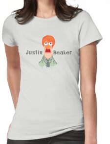 Meeper Fever. Womens Fitted T-Shirt