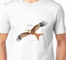 Red Kite caricature Unisex T-Shirt