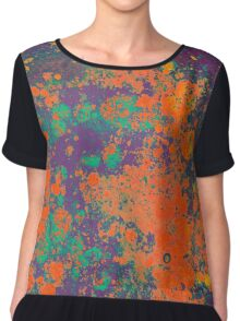 Splash | Fireworks Chiffon Top