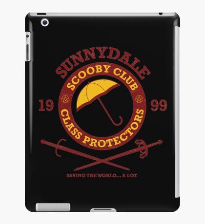 Scooby Club iPad Case/Skin