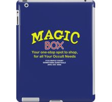 Magic Box  iPad Case/Skin