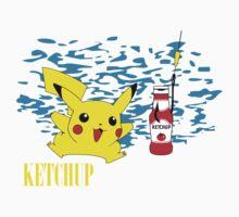 Nevermind Pikachu Kids Clothes