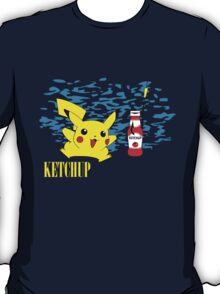 Nevermind Pikachu T-Shirt