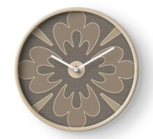 Ghost Blossoms Clock