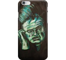 francis iPhone Case/Skin