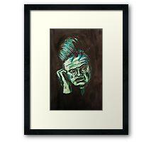 francis Framed Print