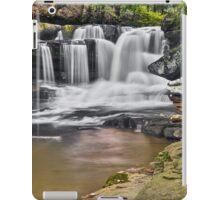 Dunloup Creek Falls iPad Case/Skin