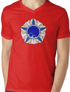 Vaporeon Badge Mens V-Neck T-Shirt