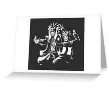 Razengan Fiction Greeting Card