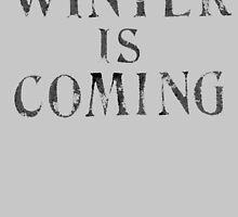 Game of Thrones: Stark - Winter Is Coming by JoCa-byJoeCarr