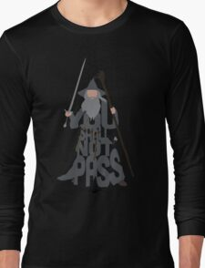Gandalf The Grey Long Sleeve T-Shirt