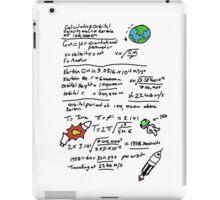 Kerbal Orbit Science 1 iPad Case/Skin