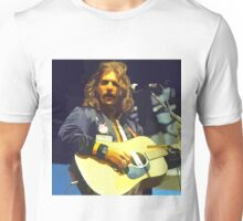 Glenn Frey Abstract Art Unisex T-Shirt