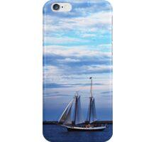 Boston Harbor Sail iPhone Case/Skin