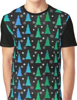 Christmas Trees  Graphic T-Shirt