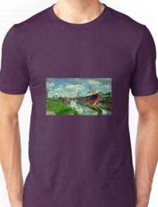 Blaengur  at Gdansk Shipyard  Unisex T-Shirt