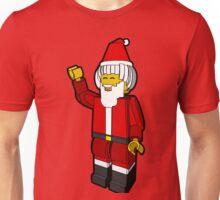 Lego Toys Santa Christmas Noel Hanukkah Holiday Gift  Unisex T-Shirt