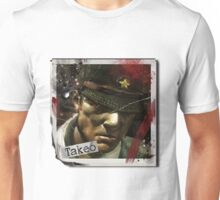 Takeo Nazi zombies Unisex T-Shirt