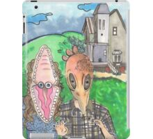 You don't want to be dead. iPad Case/Skin