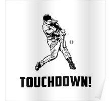 Touchdown! Poster