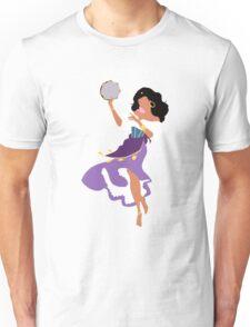 Minimalistic Esmeralda Unisex T-Shirt