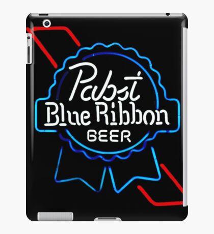 Pabst Blue Ribbon - Beer iPad Case/Skin