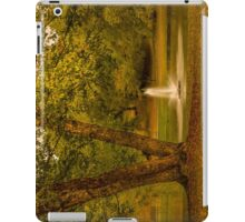 Early sounds of fall iPad Case/Skin