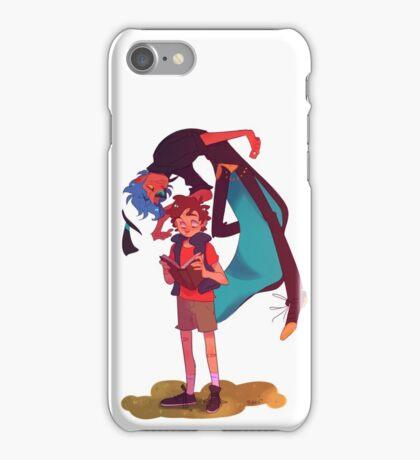 Dipper and Human Bill iPhone Case/Skin