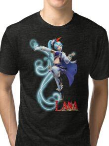 Lana - Hyrule Warriors Tri-blend T-Shirt