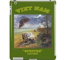 MEMORIES FROM VIETNAM:    AC130A  'SPECTRE'  gunship. iPad Case/Skin