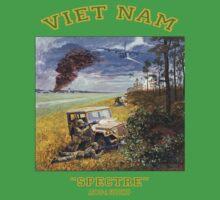 MEMORIES FROM VIETNAM:    AC130A  'SPECTRE'  gunship. T-Shirt